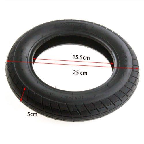 Neumático Xuancheng de 10 pulgadas Xiaomi Pro/2